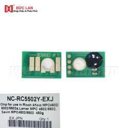 Chip Aficio MPC4502/5002/5502 M