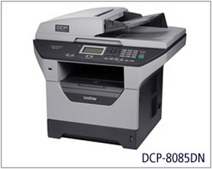 Máy in Brother DCP 8085DN, Duplex, Network, In, Scan, Copy, Laser trắng đen