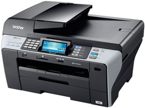 Máy in Brother MFC 6890CDW, In, Scan, Copy, Fax, Duplex, Network