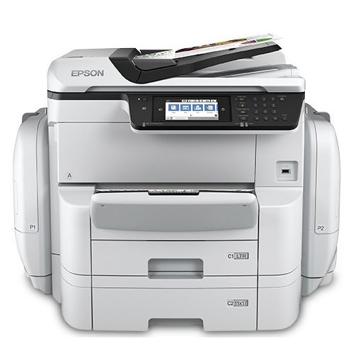 MÁY PHOTOCOPY MÀU EPSON WORKFORCE PRO WF C869R