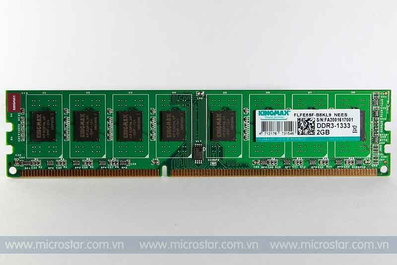 Ram PC Silicon Power DDR3 8Gb Bus 1600MHz